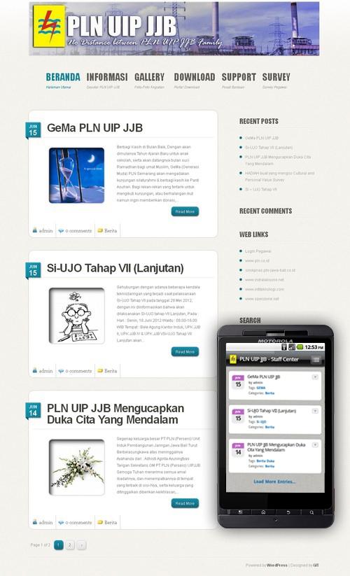 pln.staffcenter.net