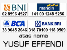 Rekening bank GIT